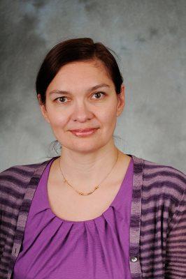 Oksana Kershteyn