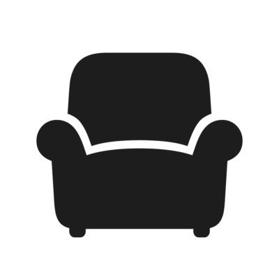 armchair illustration