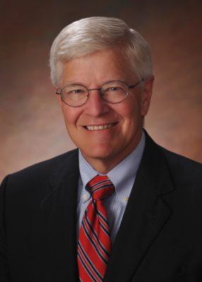 Dr. Ken Thompson Headshot